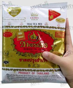Thai Tea Mix Extra Gold - Number One (400g)