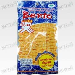 Bento Squid Seafood Snack Baked Seasoned 5g