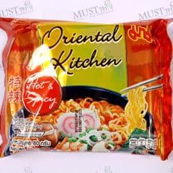Hot & Spicy Flavour Instant Noodles - Mama Oriental Kitchen (80g)