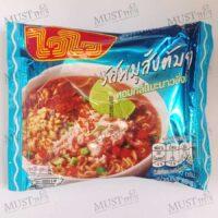 Instant Noodles Minced Pork Tom Yum Flavour