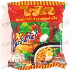 Wai Wai Instant Noodles Oriental Style 55 g