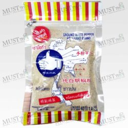 Ground White Pepper - No.1 Hand (100g.)