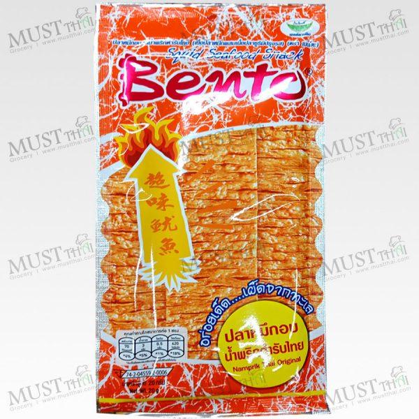 Bento Crispy Squid Thai Chilli Sauce Recipe Flavor 20 g