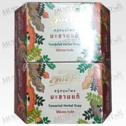 Ing On Thai Herb Tamarind Soap
