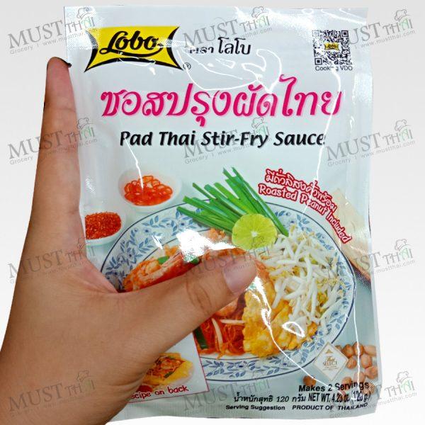 Lobo Pad Thai Stir-Fry Sauce 120g