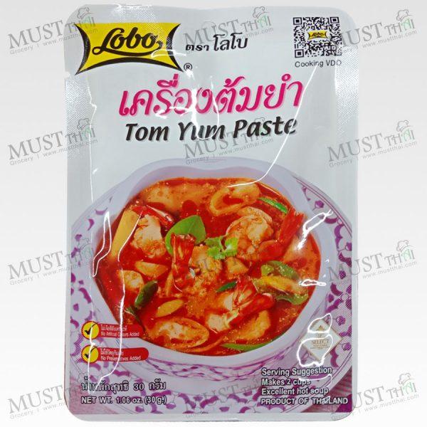 Lobo Tom Yum Paste 30g