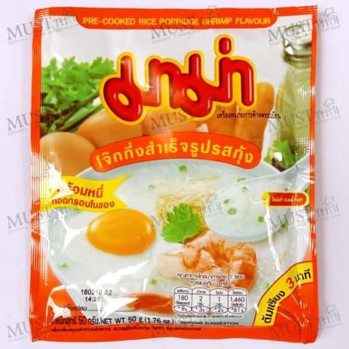 Jok Instant Porridge Shrimp Flavour- Mama (50 g.)