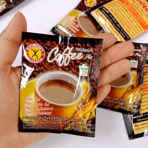 Naturegift Instant Coffee powder with Vitamins, Minerals Diet Slimming Weight.