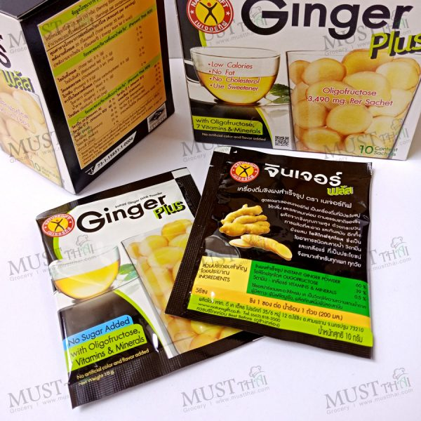 NatureGift Ginger Plus taste of Premium Ginger Drink.