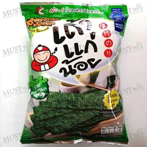 Taokaenoi Crispy Fried Seaweed Flavor Classic 30 g