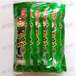Taokeanoi Big Roll Grilled Seaweed Japanese Style Classic Flovour 3g pack of 12