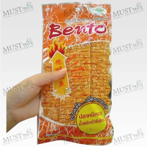 Bento Crispy Squid Thai Chilli Sauce Recipe Flavor 20 g
