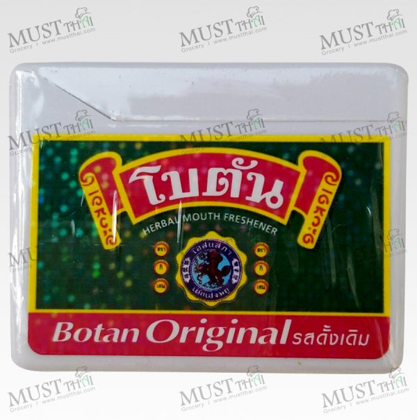 Botan Original Herbal Mouth Freshener- Botan (5.4g)