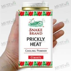 Prickly Heat Classic Powder - Snake (150g.)