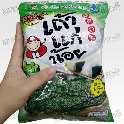 Taokaenoi Classic Flavour Crispy Seaweed 32g