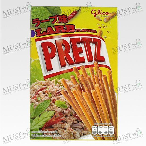 Pretz Bread Stick Larb Flavour - Glico (38g)