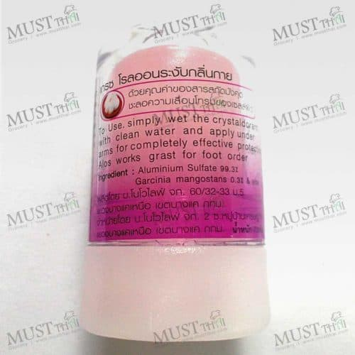 Deodorant Stick Roll on Mangosteen Extract - Grace (70g)