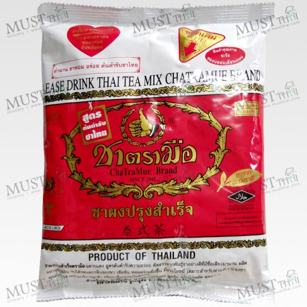 Original Thai Tea Mix / Chatramue - Number One (400g)
