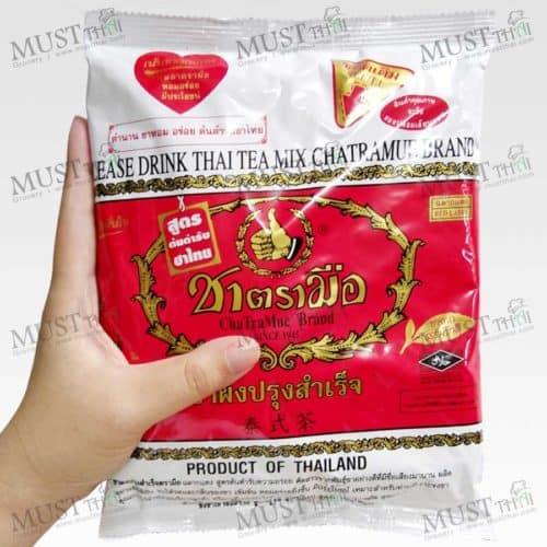 Original Thai Tea Mix / Chatramue - Number One (400g)