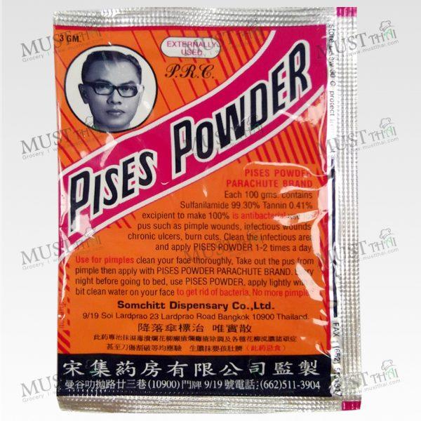 Pises powder – Parachute (3g)