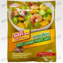 Ros Dee Menu Kaeng Liang Powder 50g Thai