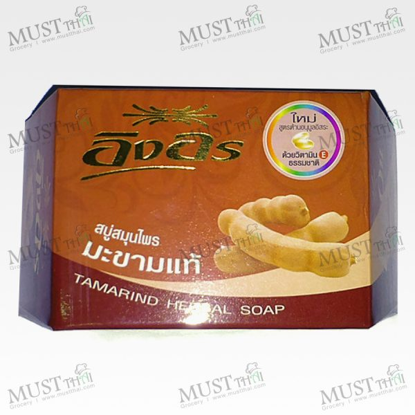 Tamarind Herb Soap - Ing On (85 g.)