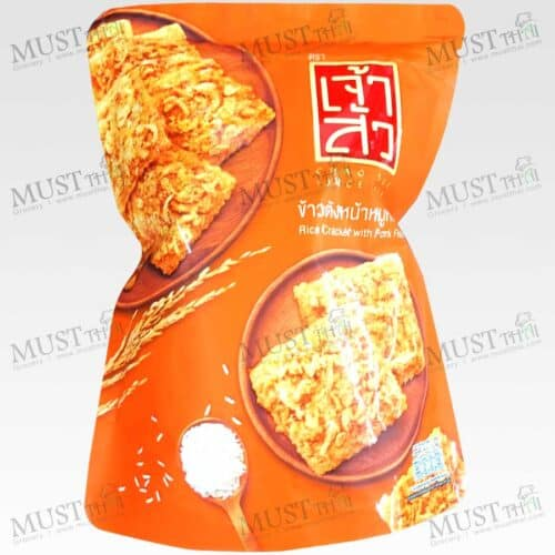 Chao Sua Rice Cracker with Pork Floss 90g