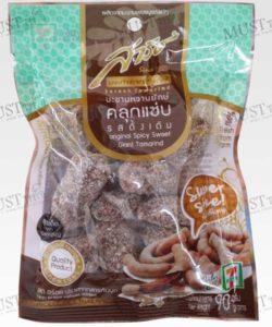 Original Spicy Sweet Giant Tamarind - Sarach (90g)