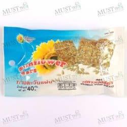 Sunflower Bars Flower Food 40g
