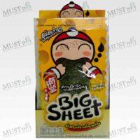 TaoKeaNoi Big Sheet Seaweed Cheese Flavouri (Box / 3.5gx12)