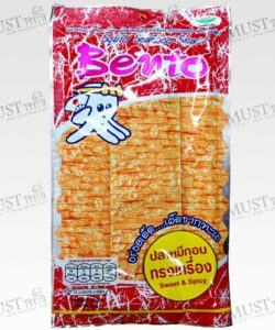 Bento Crispy Squid Sweet&Spicy Flavor 20 g