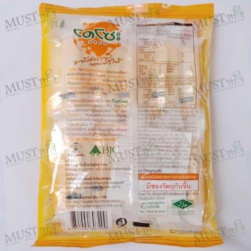 Dozo Japanese Rice Cracker Corn Cheese Flavour 56g