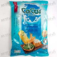 Dozo Japanese Rice Cracker Seaweed Flavour 56g