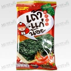 Seaweed Roasted spicy Flavour