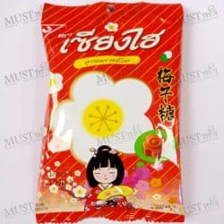 Shanghai Plum Flavoured Candy 45g