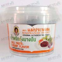 Maepranom Chili Paste Shrimp Flavor 90g