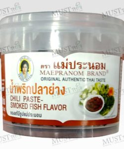 Maepranom Chili Paste Smoked Fish