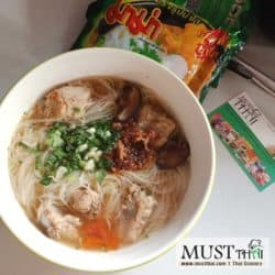 Mama Clear Soup Instant Rice Vermicelli with pork cartilage