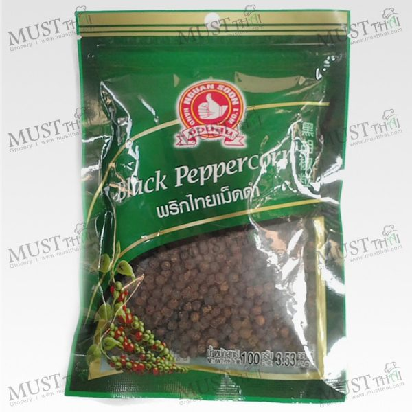 Black Peppercorn - Hand No.1 (100g)