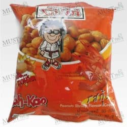 Shrimp Flavour Coated Peanuts – Koh-Kae (80g)