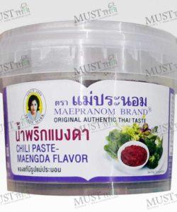 Chili Paste Maengda Flavor – Maepranom (90g)