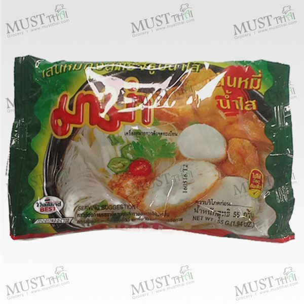 Clear Soup Instant Rice Vermicelli - Mama (55g)