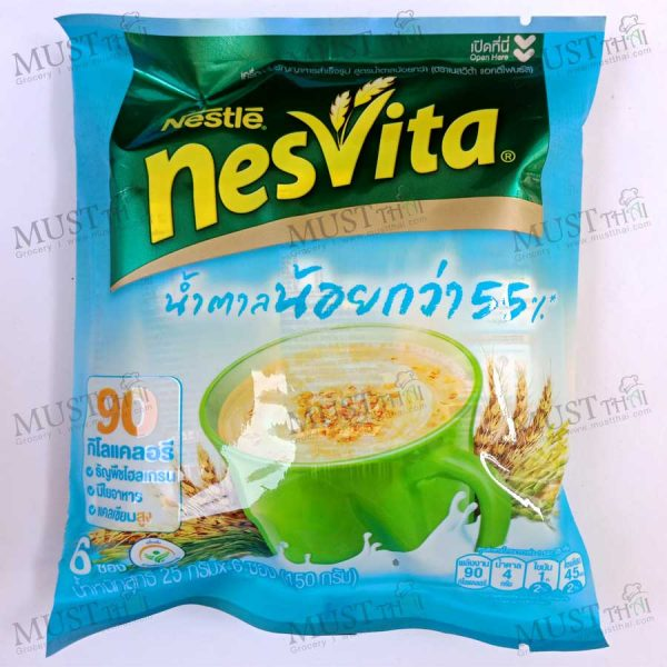 Nesvita Lactifiber Instant Cereal Lower Sugar