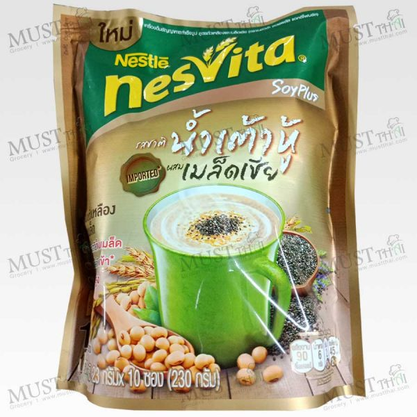 Nesvita Soy Plus Actifibras Soy and Chia Seed