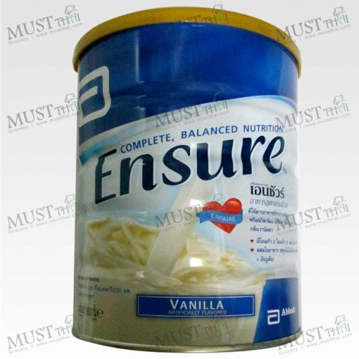 Complete Balanced Nutrition Vanilla Artificially Flavored - Ensure (850g)