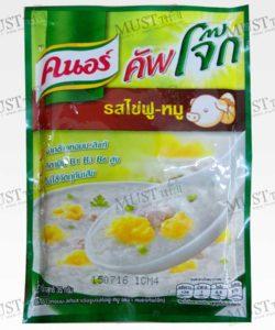 Jok Instant Porridge Fluffy Egg with Pork Flavour – Knorr (35 g)