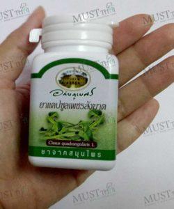 Thai Herb Pet Sung Kart Capsules - Abhaibhubejhr (70 capsule)