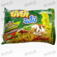 Instant Dried Noodles Pad Kee Mao Flavour - Yum Yum Jumbo (67g)