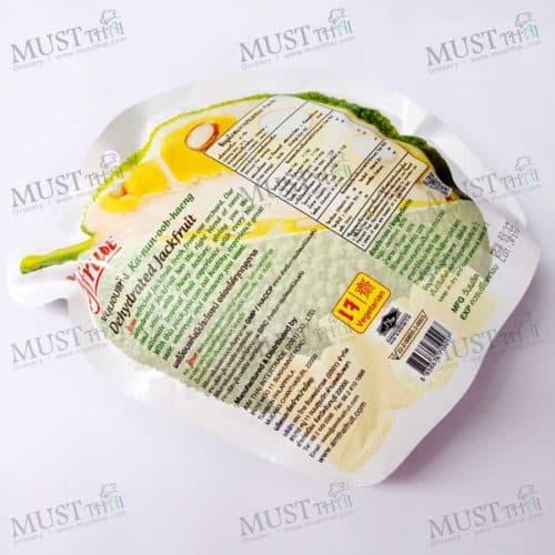 JFruit Dehydrated Jackfruit 50g