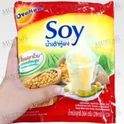 Ovaltine Nature Select Soy Ready Mix Soya Milk (pack of 13 sachets)